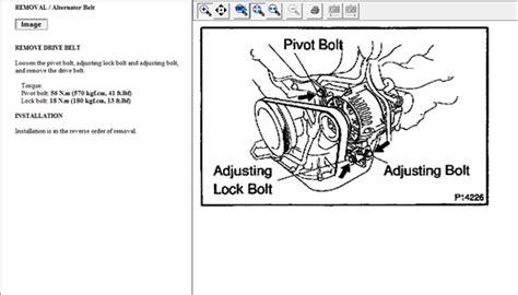 diagram 2001 holden barina engine diagram version