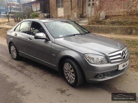 When compared to its predecessor, the w203, it featured a 50 mm (2) longer. Mercedes Benz C Class C180 Kompressor 2007 for sale in Islamabad | PakWheels