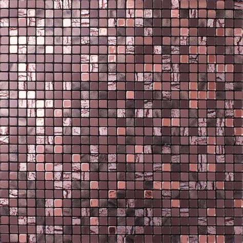 Wholesale Metallic Mosaic Tile Sheets Aluminum Interior