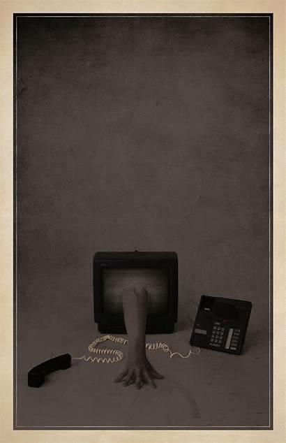 Minimalist Ring Horror Posters Poster Film Halloweencostumes
