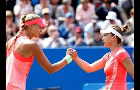 FOTO. VIDEO/ Românca Simona Halep, învinsă de rusoaica Maria Şarapova în primul tur la US Open – TV8.md