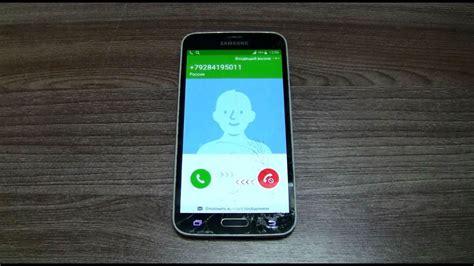 samsung galaxy  incoming call mobile arena