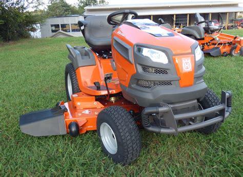 husqvarna garden tractor husqvarna gth52xls garden lawn tractor 52 quot 24 hp briggs