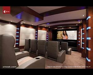 Media Home Cinema : media room and private cinema seats by cineak modern home theater other by cineak custom ~ Markanthonyermac.com Haus und Dekorationen