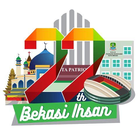 logo hari jadi kota bekasi   rakyat jabar news