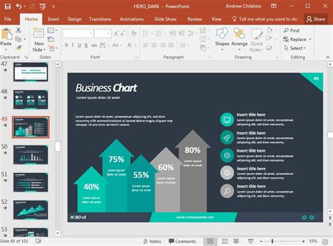 edit powerpoint   template layouts