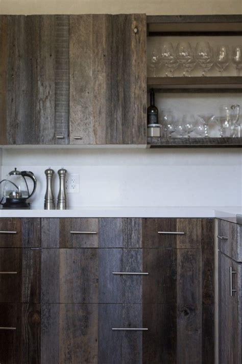 25  best ideas about Reclaimed wood kitchen on Pinterest