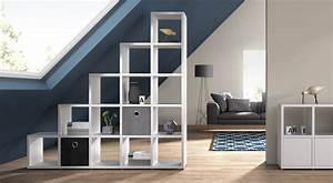 Étagère De Séparation : meuble de separation configurer et commander en ligne ~ Nature-et-papiers.com Idées de Décoration