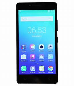 Lenovo A6000 Shot  16gb  Black  Mobile Phones Online At