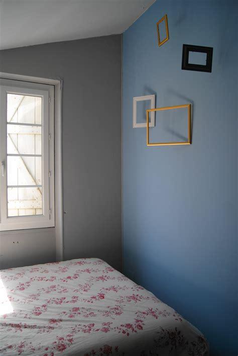 parquet de chambre davaus chambre bleu parquet gris avec des idées
