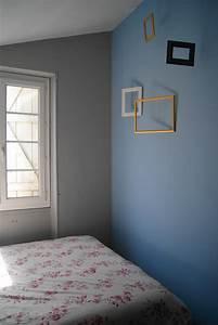 Chambre Bleu Adulte. deco chambre parentale adulte bleu noir ideeco ...