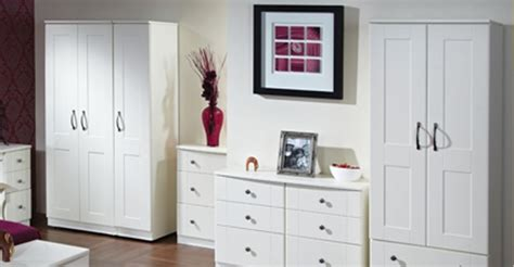 Assembled Wardrobes by Ready Assembled White Bedroom Furniture Fully Assembled