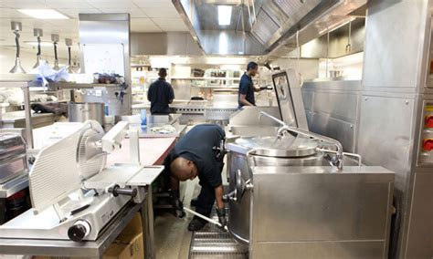 commercial kitchen deep cleaning kempston cleaning