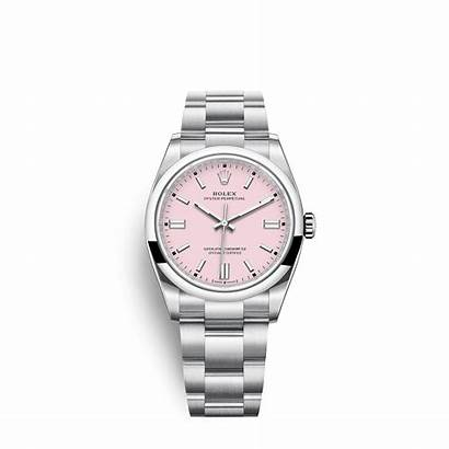 Rolex Perpetual Oyster Candy Stainless Steel Watches