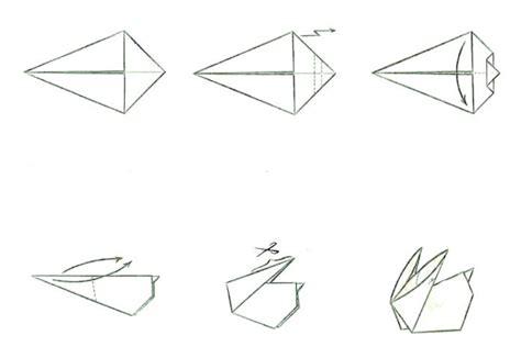 Origami Hase Anleitung Einfach