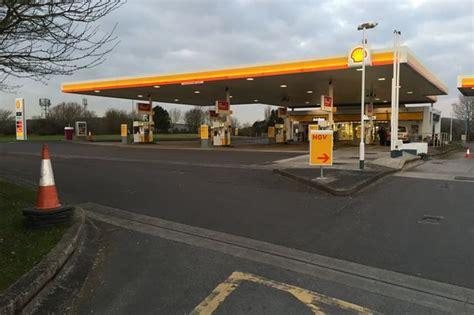 Shell Garage M1 this m5 service station at sedgemoor still has no fuel