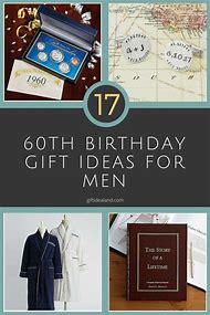60th Birthday Gift Ideas Men