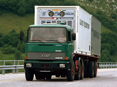 Iveco Fiat by Fiat Iveco 190 38 Turbo 1982 83