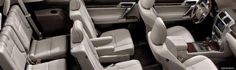 lexus gx luxury suv comfort design lexuscom