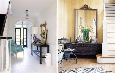 consejos  decorar el recibidor de casa decoracion del hogar