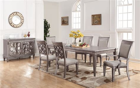 Decor Wonderful Transitional Dining Room For Home