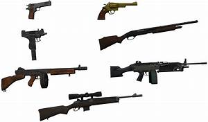 Available Weapons image - GTA: Haunted House Mod for Grand ...