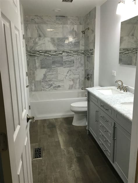 bathroom remodel raised ranch interior pinterest