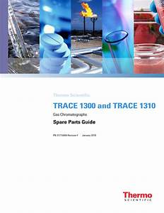 Ts450 Spare Parts 31715004 Trace 1300 Series Gc Guide