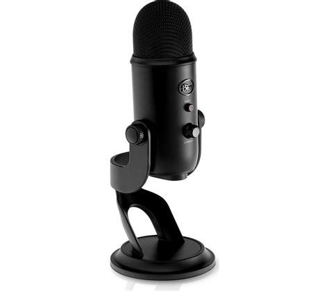 Buy BLUE Yeti Professional USB Microphone - Black