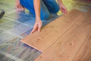 Plancher Chauffant Electrique : le plancher chauffant lectrique en r novation par ~ Melissatoandfro.com Idées de Décoration