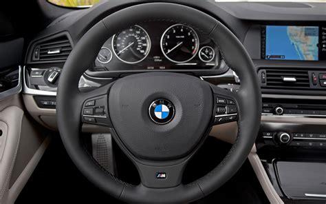 2012 Bmw 528i Steering Wheel Photo 7