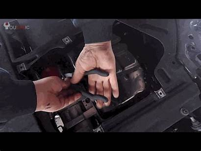 Oil Filter Kia Engine Gdi Optima Remove