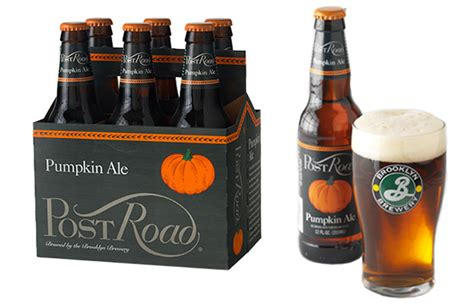Post Road Pumpkin Ale Recipe by 7 Real Pumpkin Beers You Ll Want To Stock Up On Now