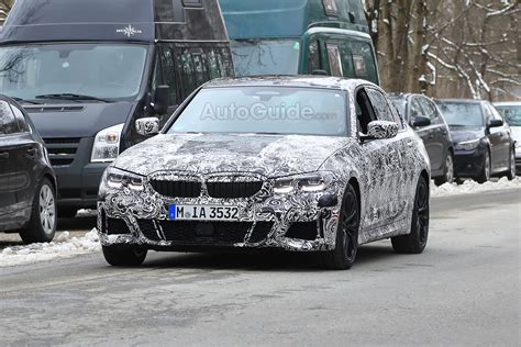 2019 3 Series Bmw by 2019 Bmw 3 Series Takes Shape In New Photos