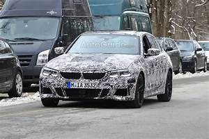 Bmw Serie 3 Forum : 2019 bmw 3 series takes shape in new spy photos bmw forum ~ Medecine-chirurgie-esthetiques.com Avis de Voitures