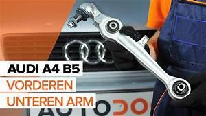 Audi A4 B5 Bremsleitung Vorne : wie audi a4 b5 vorne querlenker wechseln tutorial ~ Jslefanu.com Haus und Dekorationen