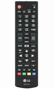 Genuine Original Lg Remote Control Manual 55uf6430ub