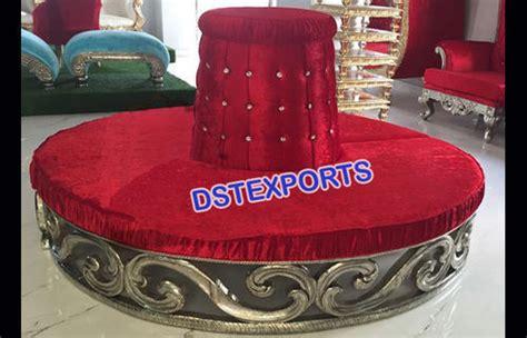 wedding furniture sofa set muslim wedding chaise sofa