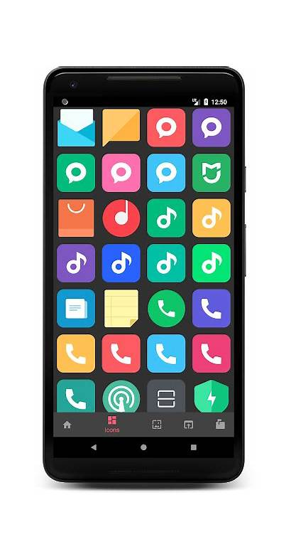Icon Apk Pack Miui V1 Android Mb