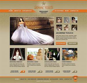Wedding dresses website by alwinred on deviantart for Wedding dresses websites