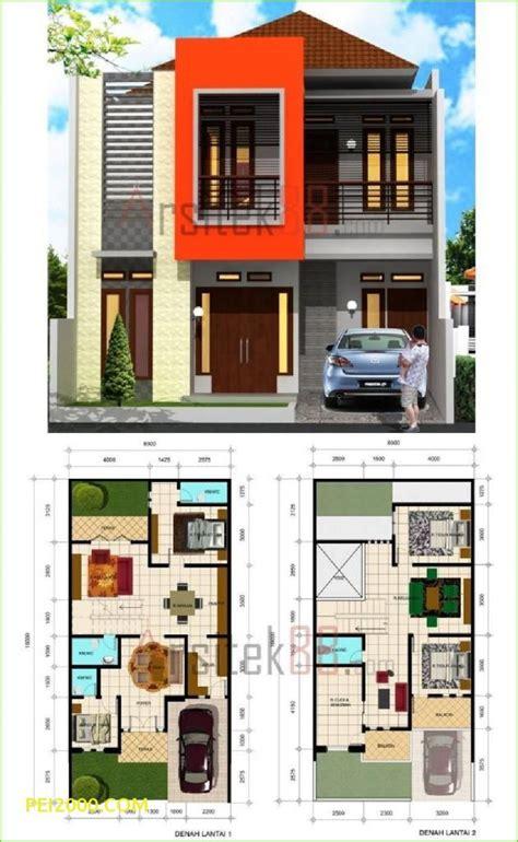 desain rumah minimalis type  cad typehom