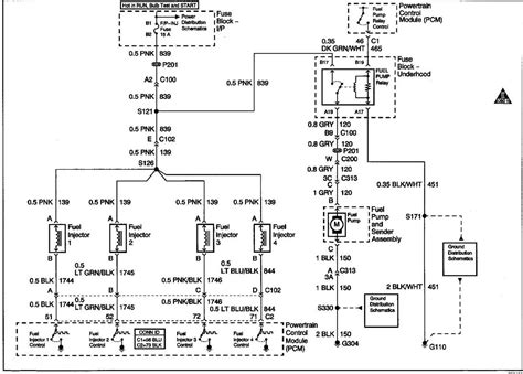 2005 Pontiac Sunfire Radio Wiring Diagram by I A Pontiac Sunfire 2004 With The 2 2 Liter In It And