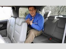 Honda Odyssey Seating Feature Function Quick Tip
