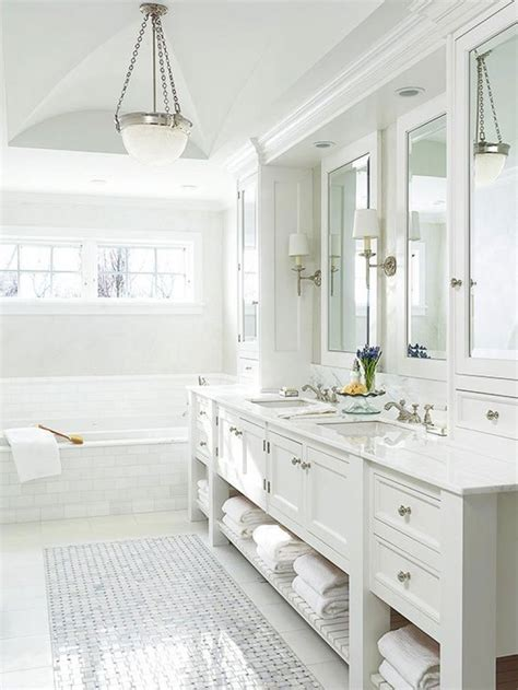 bright white bathrooms cococozy