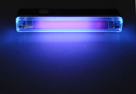 uv black light use a black light to see if you just experienced