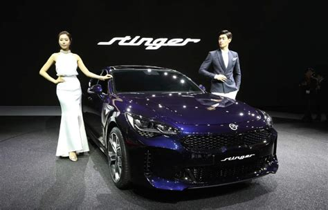 Asian Luxury Cars, Electric Vehicles At Auto Show The