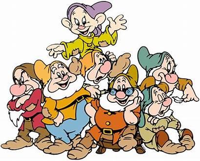 Dwarfs Seven Clipart Disney Clip Galore Transparent