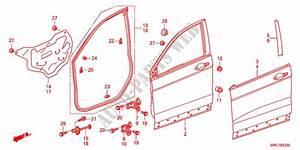 Front Door Panels For Honda Cars Cr