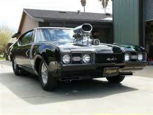 1968 442 Oldsmobile Muscle Car