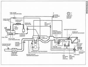 Mazda Miata Fuel System Diagram